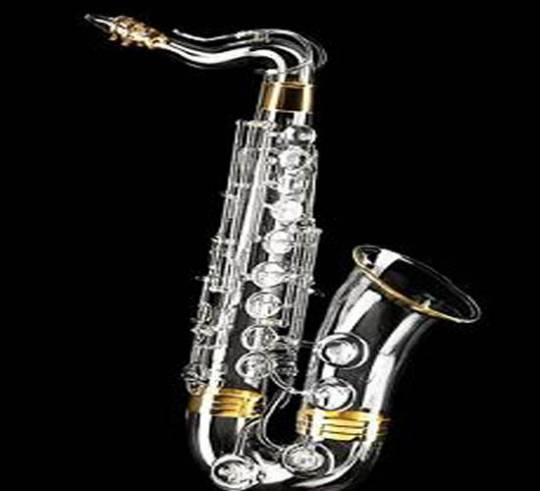 The world's most expensive saxophone