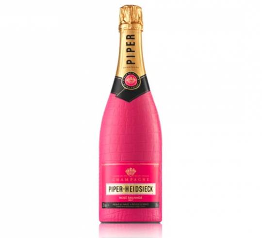 Piper-Heidsieck's unveils Valentine's Day Special Limited-Edition Rosé Sauvage Bodyguard Bottle