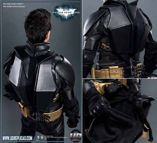 UDReplicas Dark Knight backpack