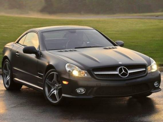Mercedes-Benz SL550