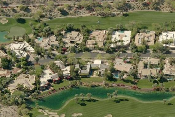 Palm Desert home