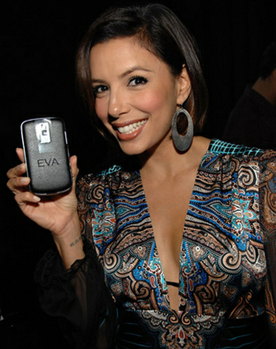 She is an avid lover of electronic gadgets too and loves using her BlackBerry Bold cell-phone