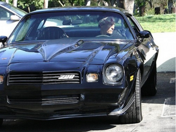 As a teenager, actor Matthew McConaughey drooled about owning the 1981 Camaro Z28