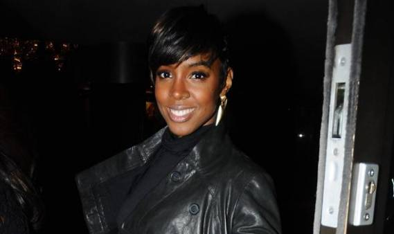 Kelly Rowland supports Elton John AIDS Foundation