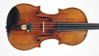 Stradivari Violin expected to fetch $10 Million at auction