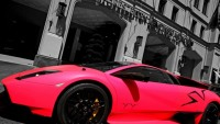 Top 11 Pink cars of the rich and famous