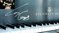 Lady Gaga's one-off Steinway Piano goes on auction