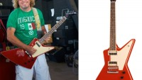 Sammy Hagar Signature Explorer by Gibson USA