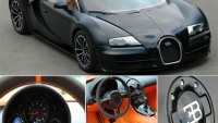 Bugatti Veyron Super Sport 'Sang Noir' is the world's most expensive new car