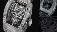 Richard Mille teams up with Michelle Yeoh to create limited edition watches for women