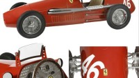 Ferrari 500 F2 scale model car is as close as you get to the real one
