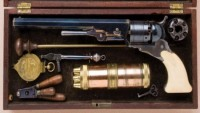 1836 rare Colt revolver fetches $1 million at auction