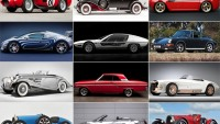 Most expensive classic cars sold at auction