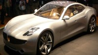 First Fisker Karma fetches $220k at UK charity auction
