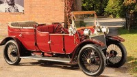Maharajah Of Rewa's custom-made 1912 Lanchester limousine to sell at Bonhams