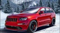 Hennessey replaces Santa's sleigh with its 800-horsepower 2013 HPE800 Twin Turbo Jeep