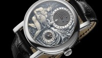Aquarius Planetarium watch merges horology with astronomy for a one-off piece