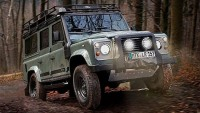 Land Rover designs special  'Blaser edition' SUV for the German market