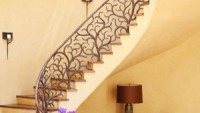 The antique staircase