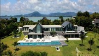 Phuket villa with the biggest private pool and a private beach is for sale