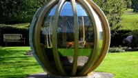 Ornate Garden's rotating pods for your own revolving restaurant in the backyard