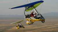 Aerotrekking – Adventure sport for the wealthy flying enthusiasts