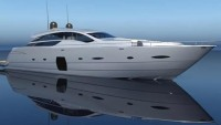Luxury Yachting gets more enticing with Pershing 80'