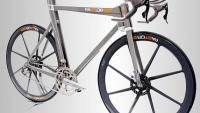 Factor 001, high-tech bike for Formula One racing experience on a bike!