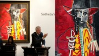 Pablo Picasso's musketeer sells for record $11.5 million at Sotheby's