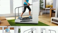 Mobia treadmill to shed those excess pounds in style