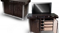 Siamun TV Stand aims to combine entertainment in your office setting