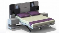 Hollandia iCon is world's first luxury bed made for your iPad