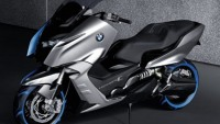 BMW Motorrad shows Concept C, the scooter of the future
