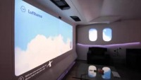 Luxurious Animals presents 'Dream of Flight' virtual reality lounge