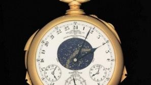 Most Expensive Watch Ever Sold at Auction: The Henry Graves Supercomplication $11 million