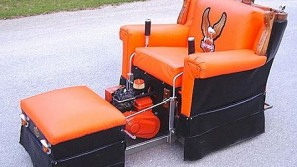 Motorized Armchair Cruisers
