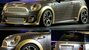 German tuner lands Mini Cooper the classic Louis Vuitton touch