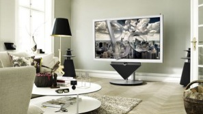 Bang & Olufsen unveils the 85-inch BeoVision 4 plasma TV with 3D