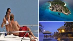 Royal honeymoon for royal couple: $100k a day in Seychelles