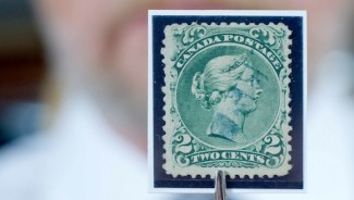 Most Expensive Canadian Stamps