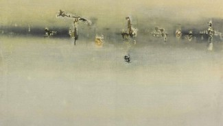Gaitonde's work fetches over $2.5mn in NY sale