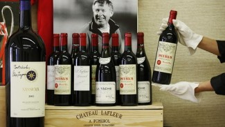 Alex Ferguson all set to sell Wine Collection worth $5 Million