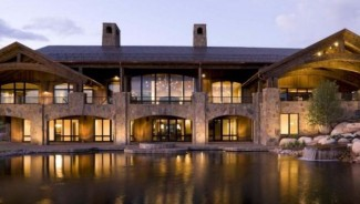 A ranch worth $49 Million in Aspen
