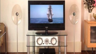 Ferguson Hill unveils home theatre system with its signature acrylic horn speakers