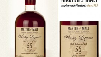 Master of Malt announces world's oldest 55 Year Old Whisky Liqueur