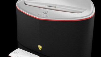 Logic3 revs up your music with Ferrari Scuderia dock and headphone collection
