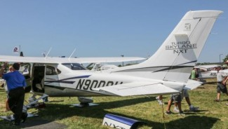 Cessna's Turbo 182 NXT brings Jet A fuel engine to piston market