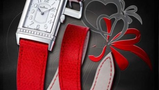 Celebrate Love: Customize a Jaeger-LeCoultre Reverso timepiece for your sweetheart this Valentine's