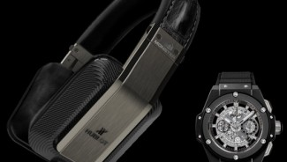 Monster teams up with Hublot to create $2,275 luxury 'Inspiration' noise canceling headphone