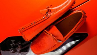 Lamborghini teams up with Car Shoe for limited edition moccasin collection to mark its 50th anniversary